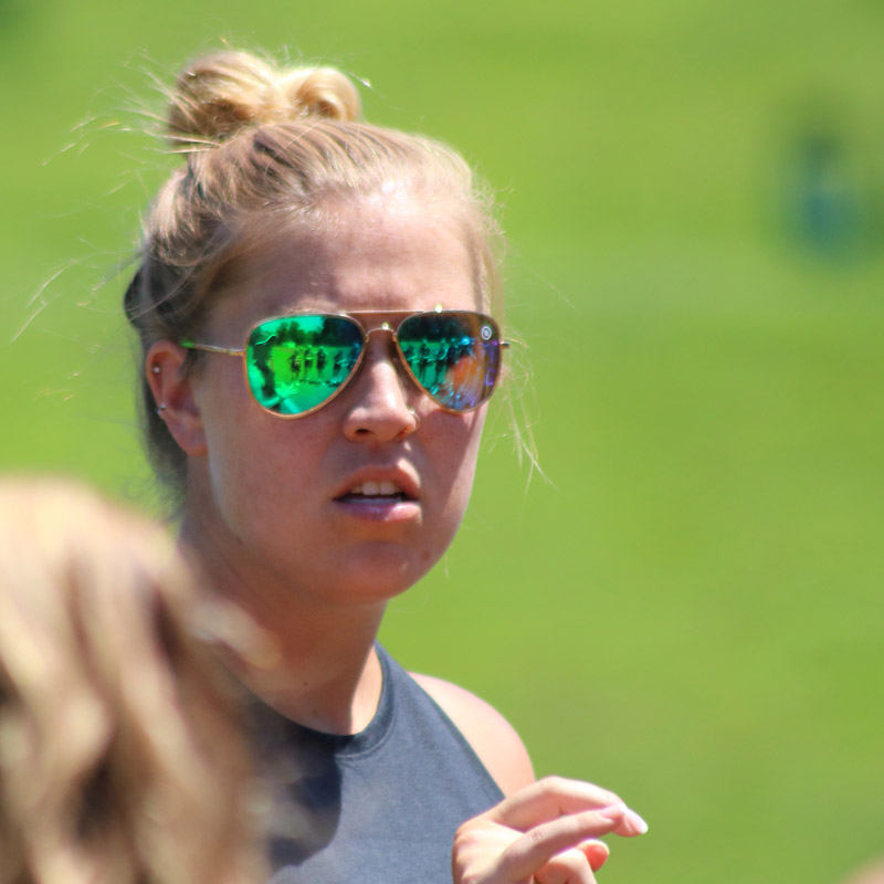 Amy Roguski - Coach